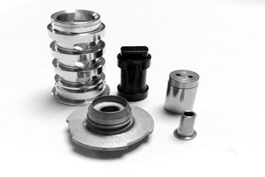 Manufacturing process of tube fittings