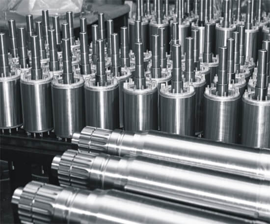 Manufacturing process of Precision Shaft